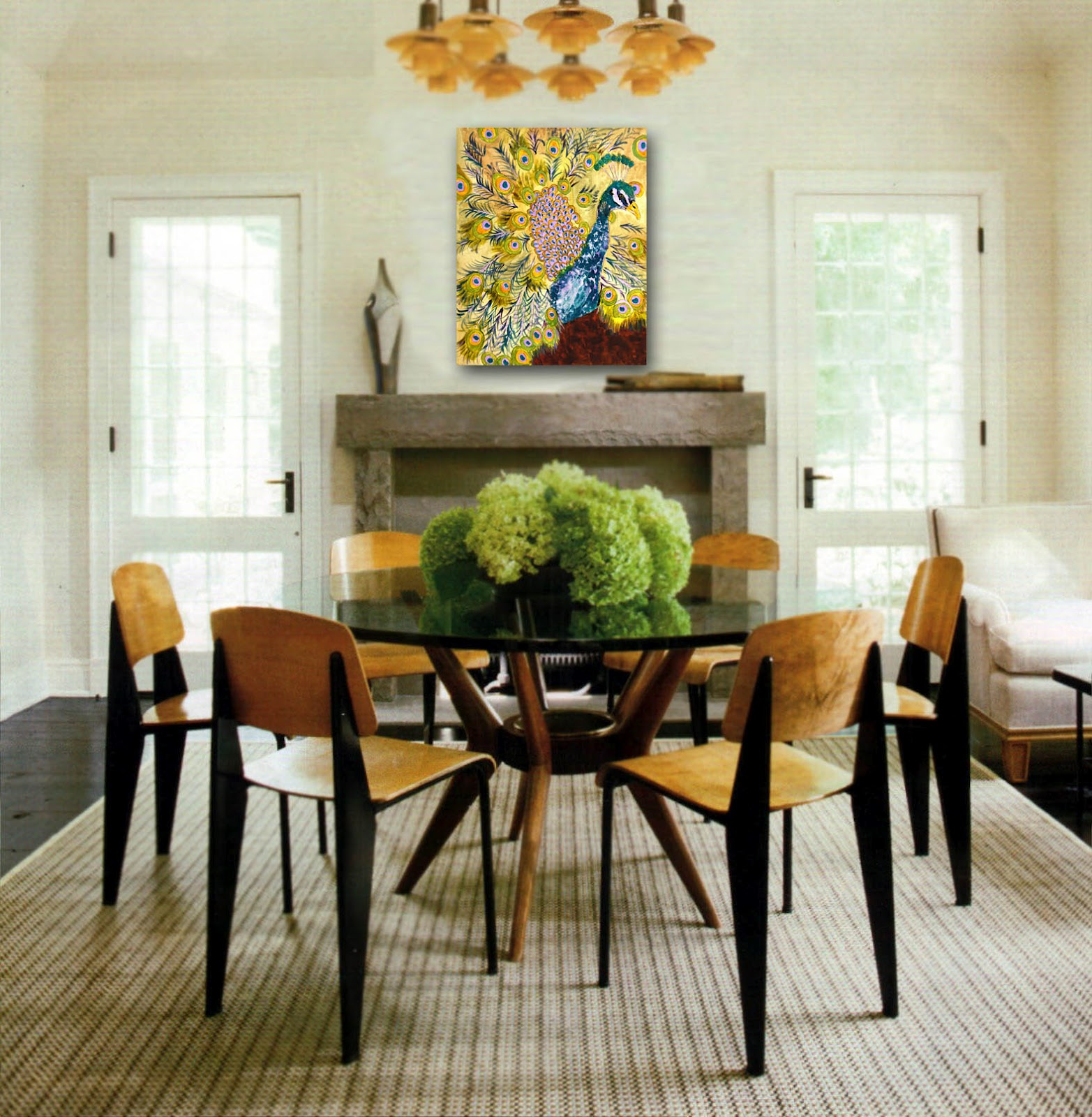 Dining Room: Getting A Round Dining Room Table For 6 By Your Own