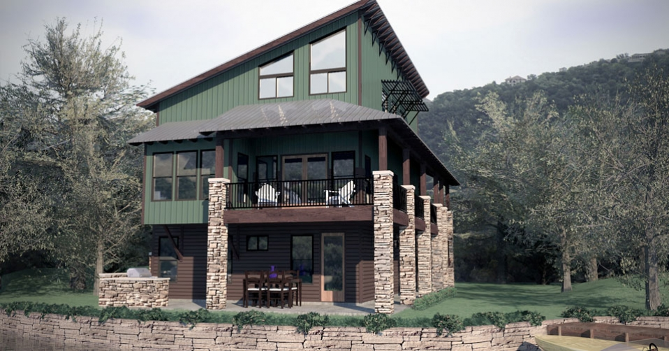 Swell Unique Small Lake Home Plans Largest Home Design Picture Inspirations Pitcheantrous