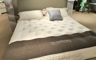 vi spring kluft mattress review with tufted surface for modern bedroom ideas
