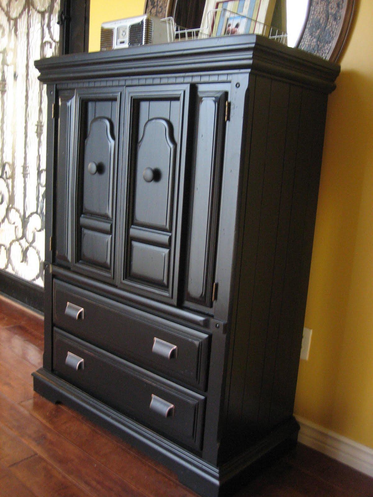 Black Tall Dresser Ideas That Will Improve Your Interior