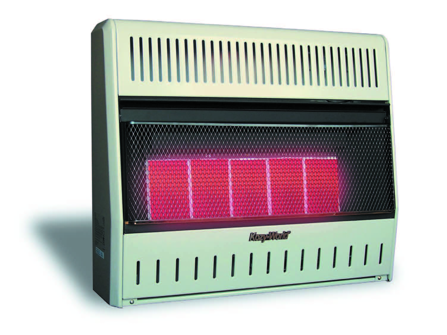 Wall Mount Space Heater To Warm Up Room Inside Your House