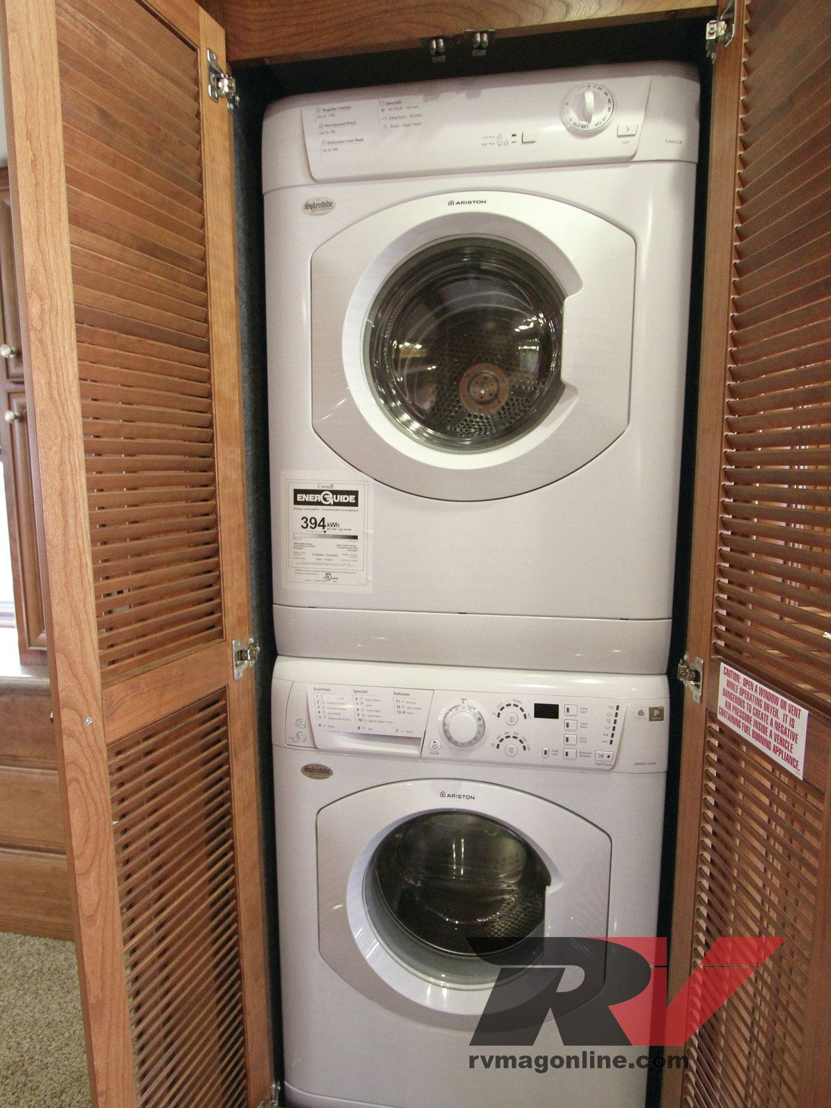 Stackable Apartment Washer Dryer