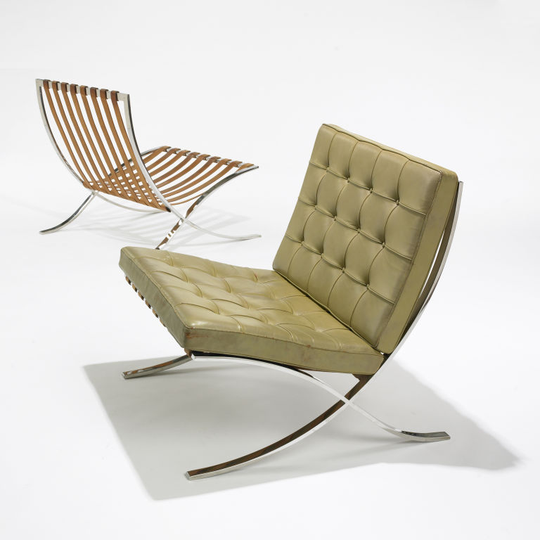 enjoy every second of your life with barcelona chair dimension