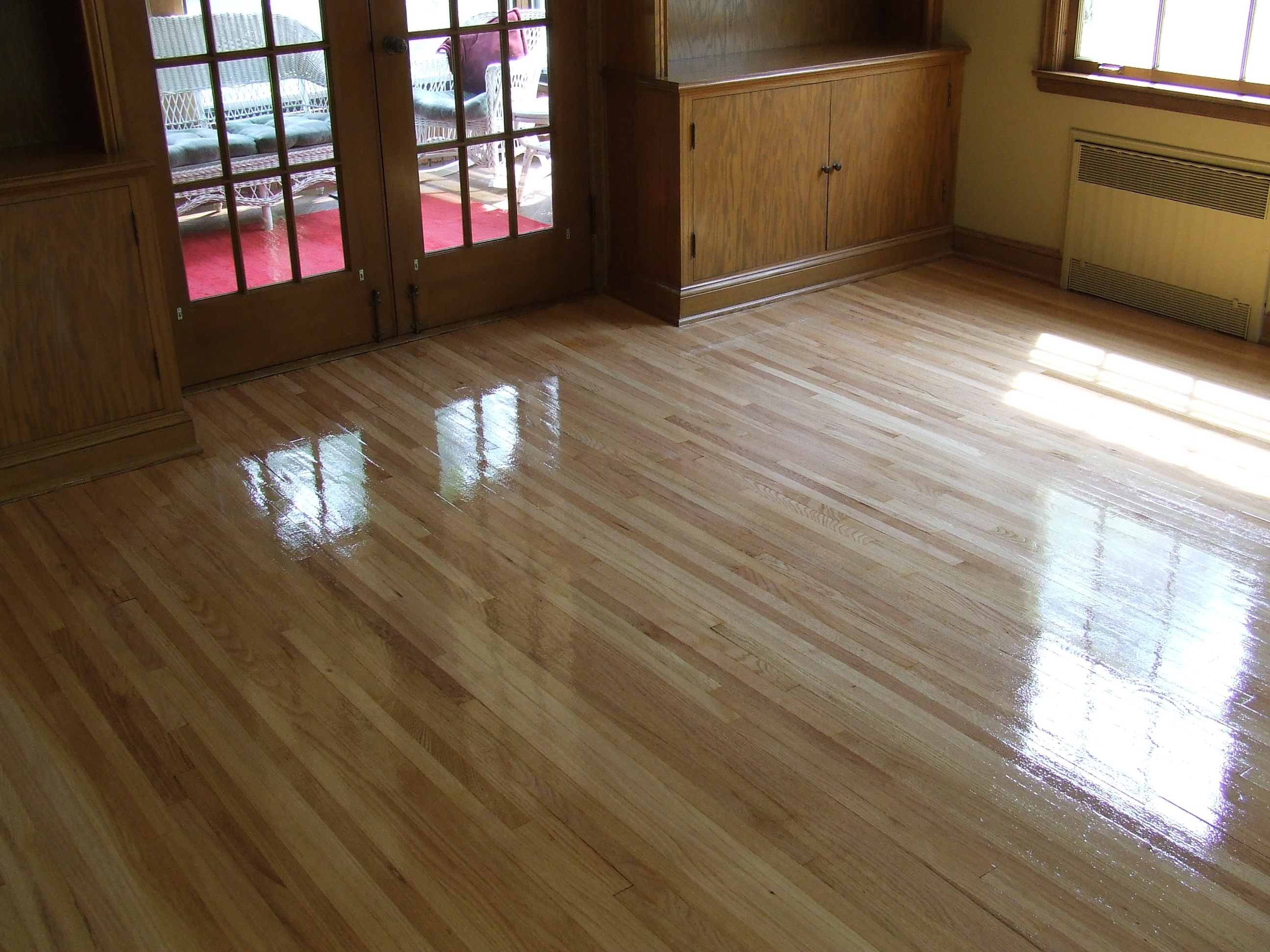 Kitchen Wood Flooring Options