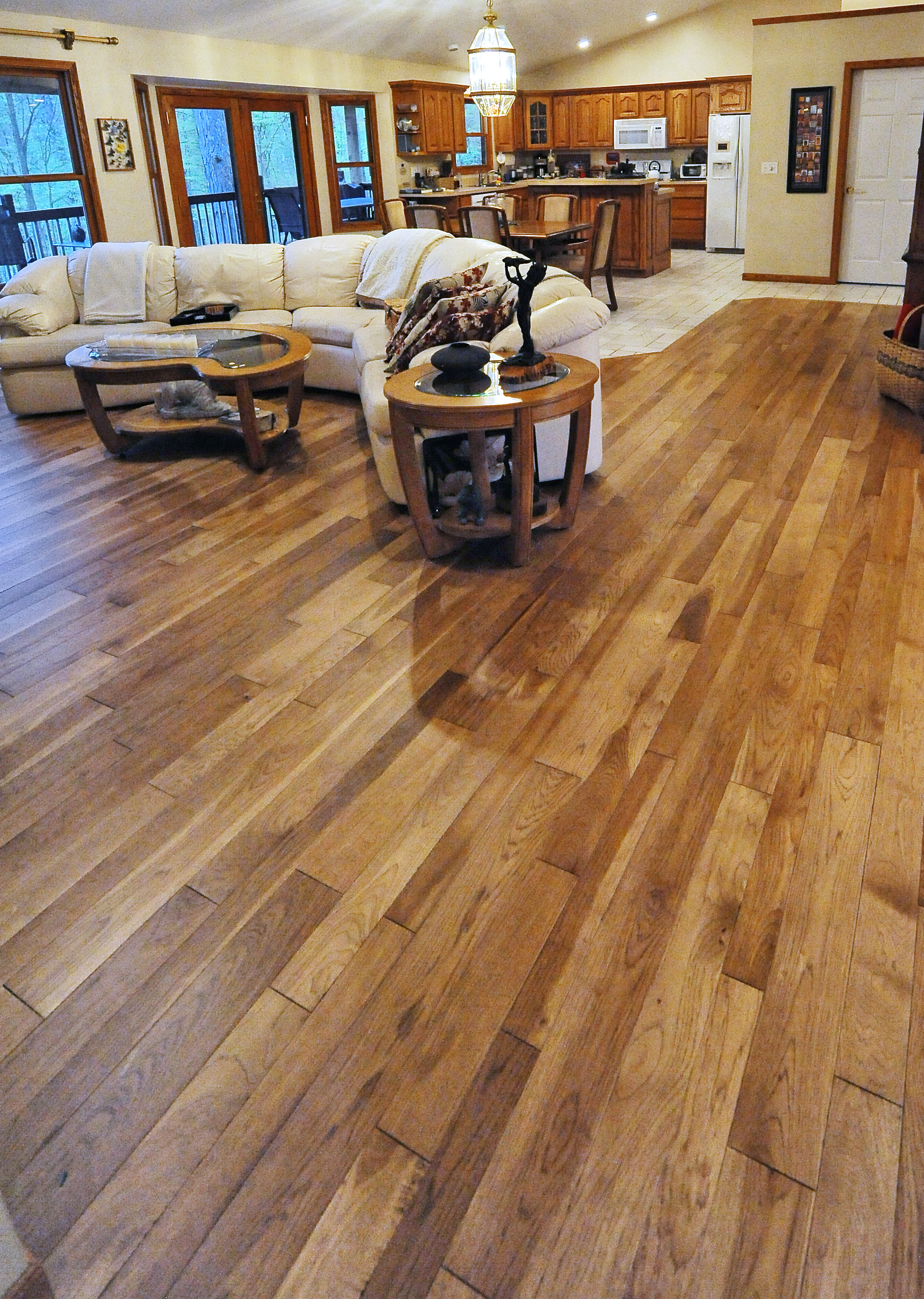 most durable hardwood floors | homesfeed