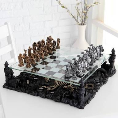 Unusual Chess Sets | Six Fascinating And Unusual Chess Sets Homesfeed