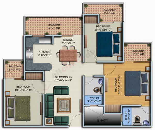 Floor plan drawing software create your own home design Home sketch software
