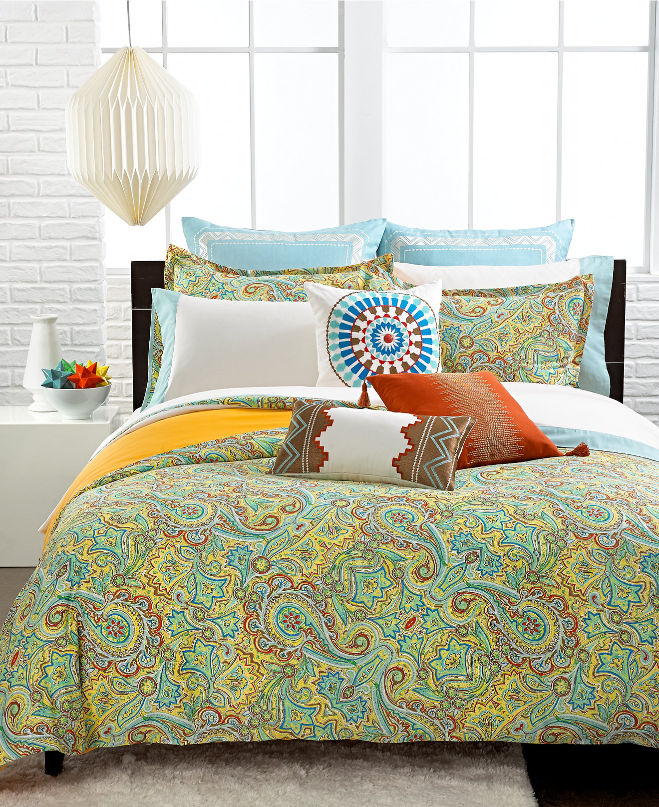 and jaipur design with pillow covers for echo pattern bedding floral cover your bedroom bed decor duvet ideas cool beautiful