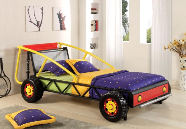 Fun Childrens Beds car bed designs for children | homesfeed