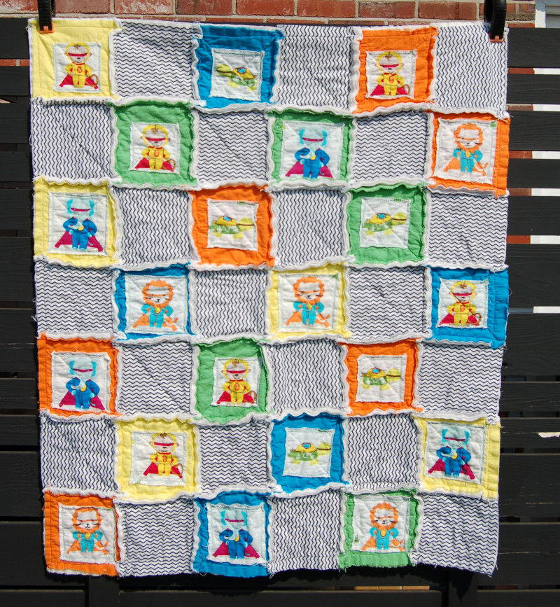 Baby Boy Quilt Patterns Ideas | HomesFeed : easy baby boy quilt patterns - Adamdwight.com