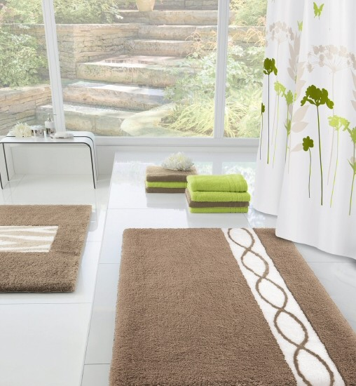 Large Bathroom Rug Home Decor