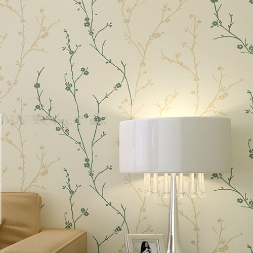 Nature on your house with tree wallpaper for walls homesfeed for Wallpaper for walls