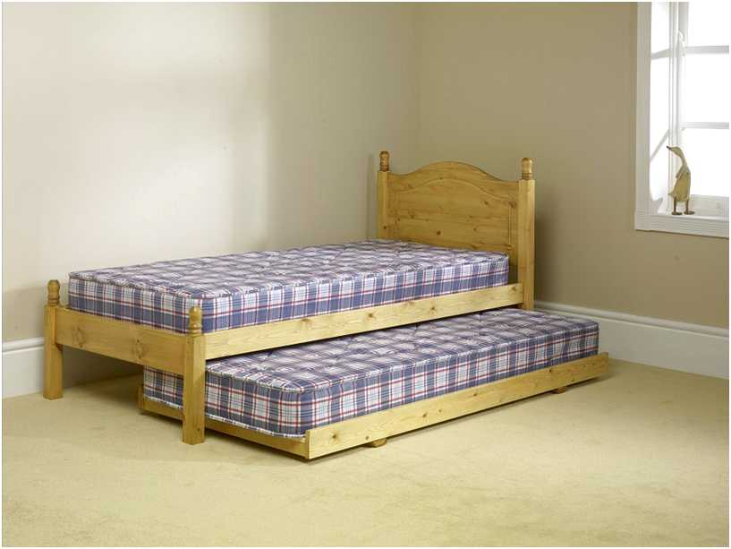 Pull out bed frame selections homesfeed for Pull out bed