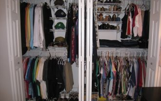 Broom Closet Cabinet Smart And Practical Solution To