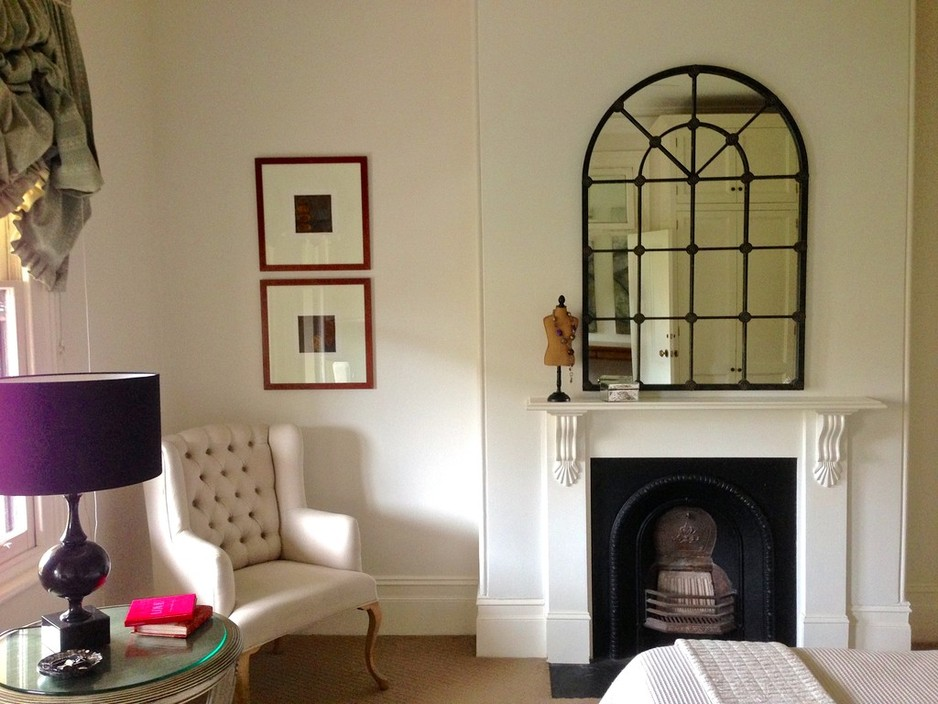 Mirrors over Fireplace Decoration Ideas | HomesFeed