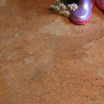 Cork floor option