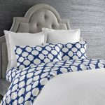 Cozy and luxurious bedding idea by Jonathan Adler