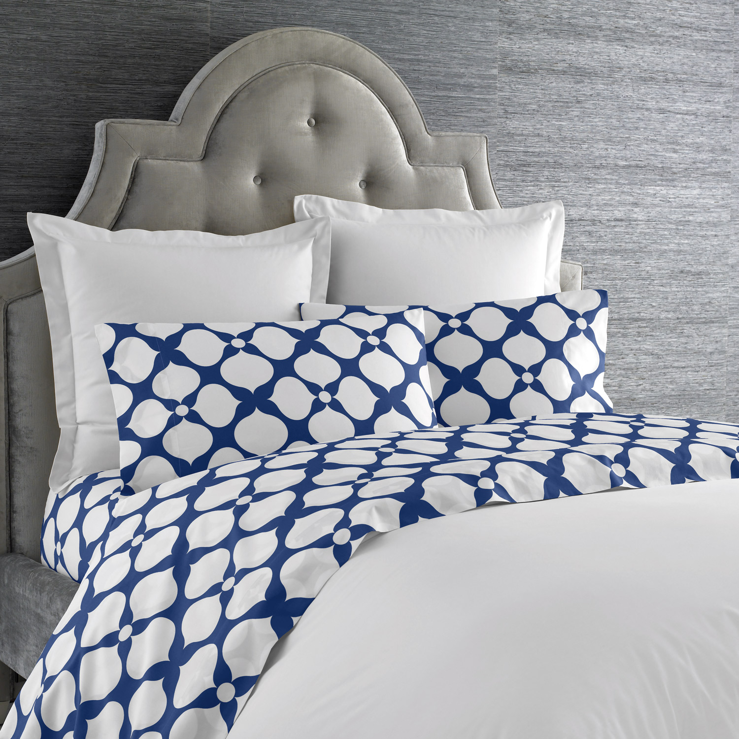 jonathan adler bedding sets for chic bedrooms  homesfeed - cozy and luxurious bedding idea by jonathan adler