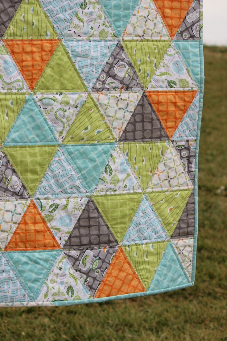 Baby Boy Quilt Patterns Ideas | HomesFeed : baby quilt designs ideas - Adamdwight.com