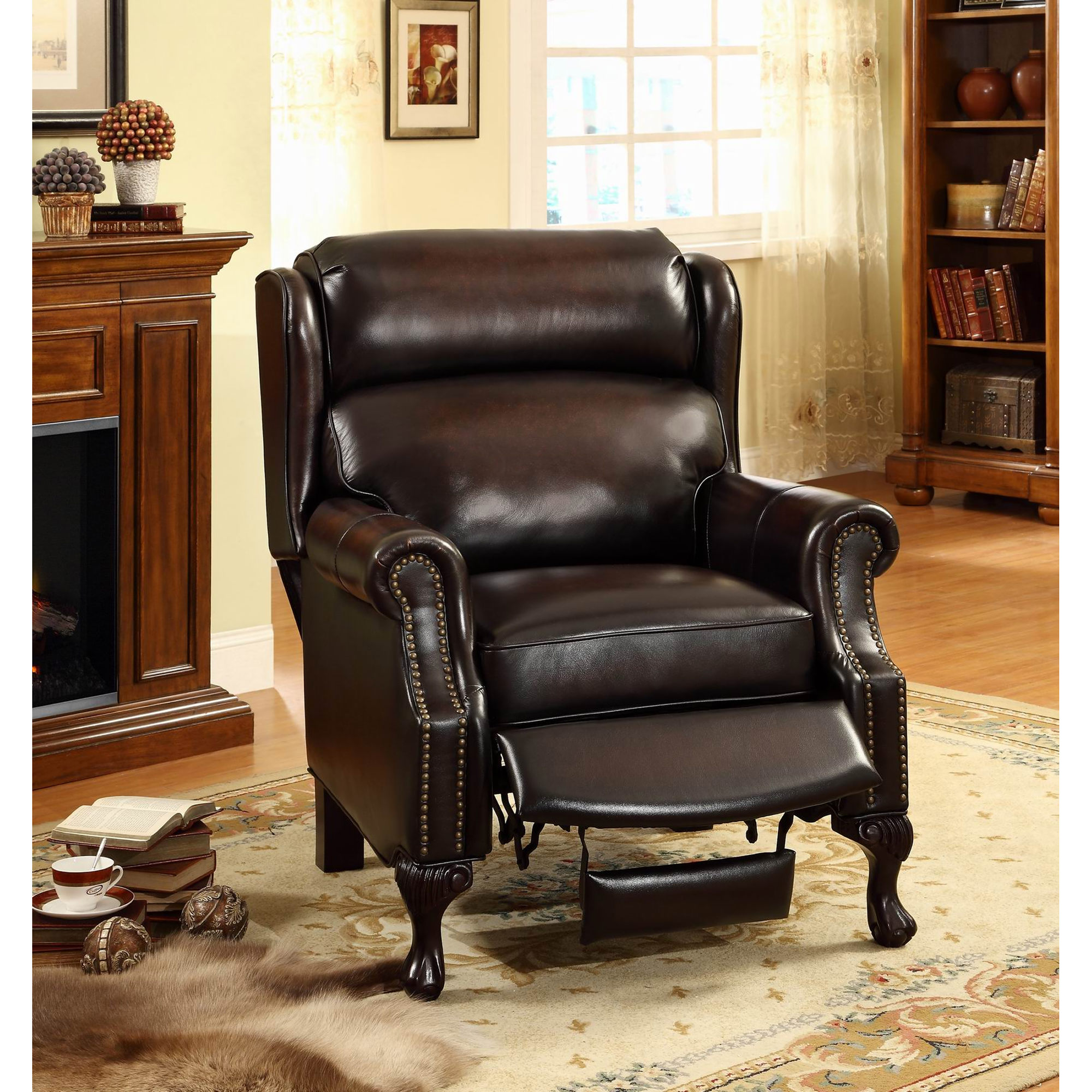 Stylish recliners living room excellent living room for Best rated living room furniture