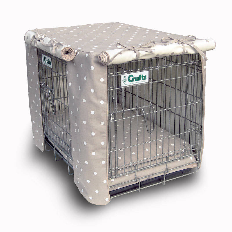 Pet Crate Covers Fabrics Color And Design Selections