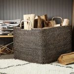 Dried root storage box for storing wooden