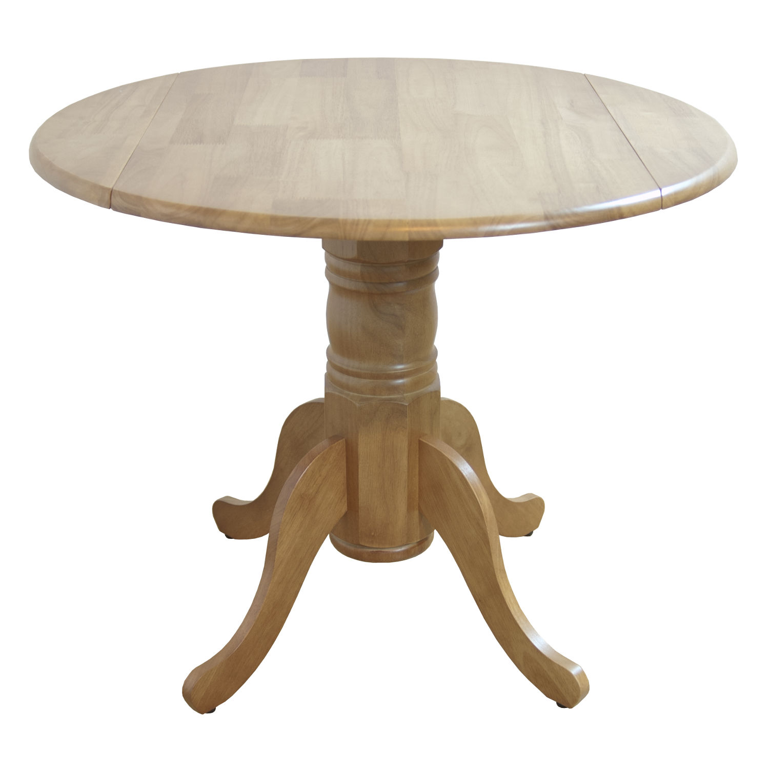 Drop leaf tables for small spaces homesfeed for Drop leaf dining table