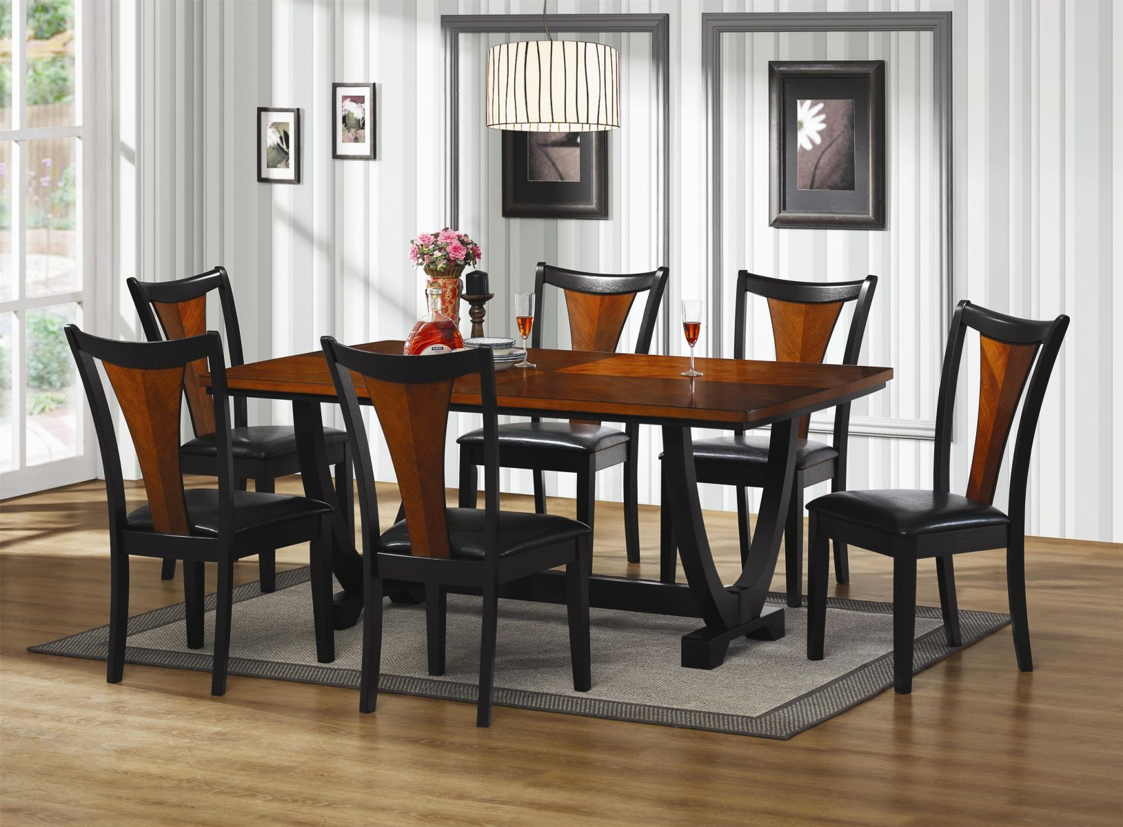 Furnitures Fashion Small Dining Room Furniture Design: Small Dinette Set Design
