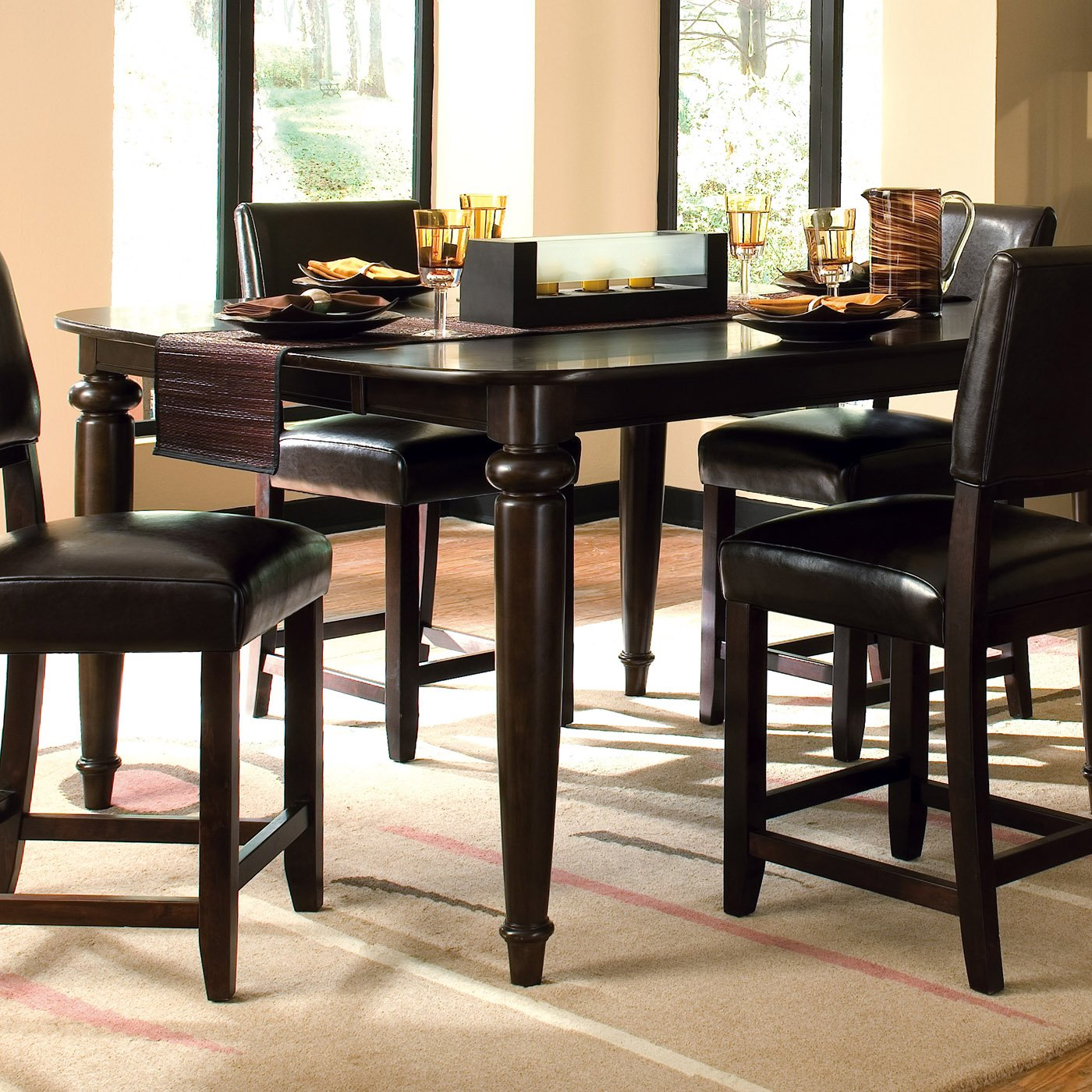 High Top Kitchen Table Sets