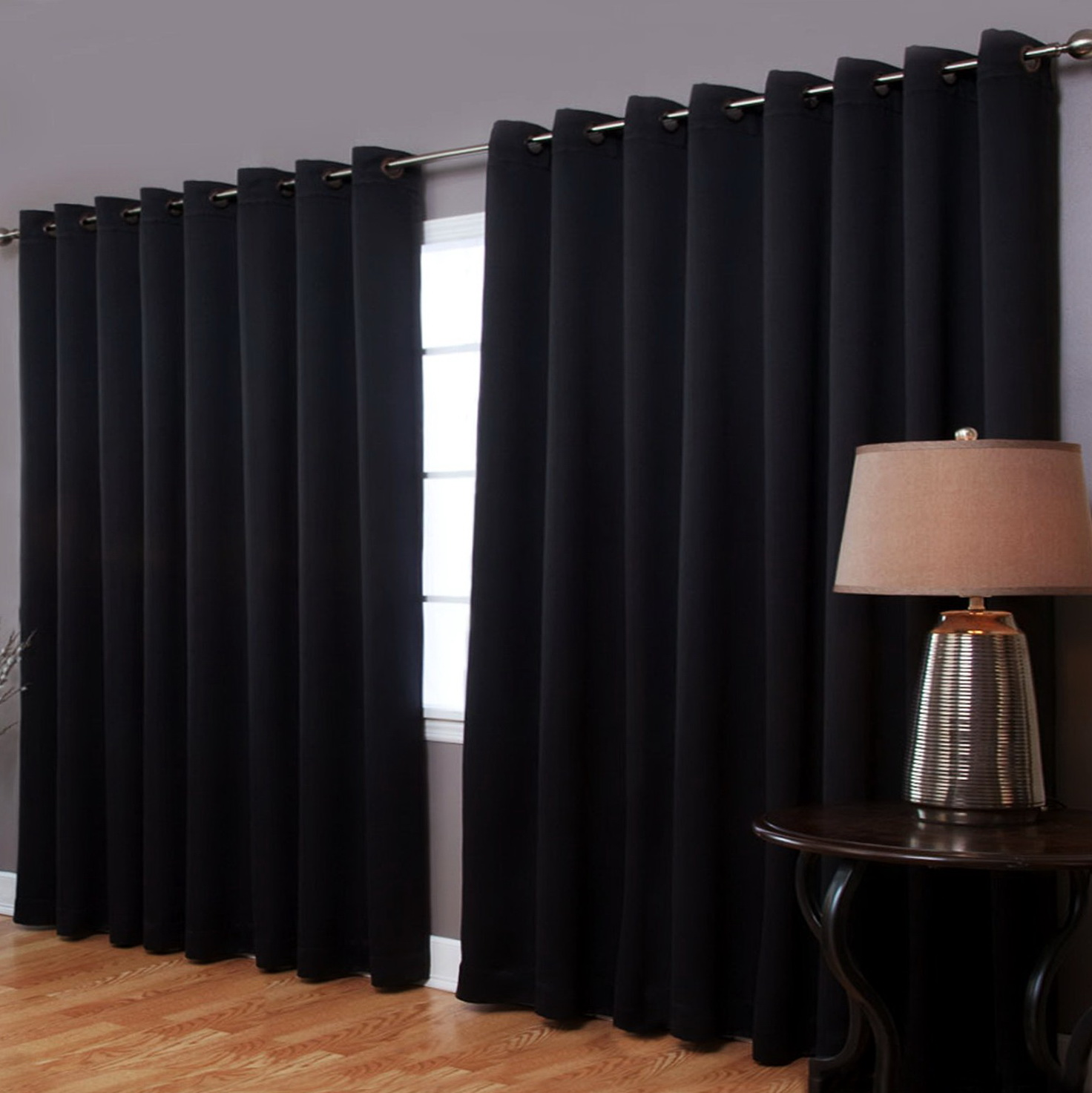 Amazon black curtains