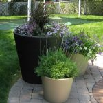 Garden Planter Ideas For Front Yard With Big Pot