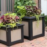Garden Planters With Boxes