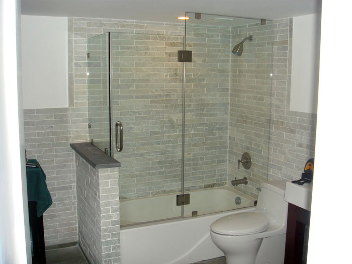 Glass Doors for Bathtub | HomesFeed