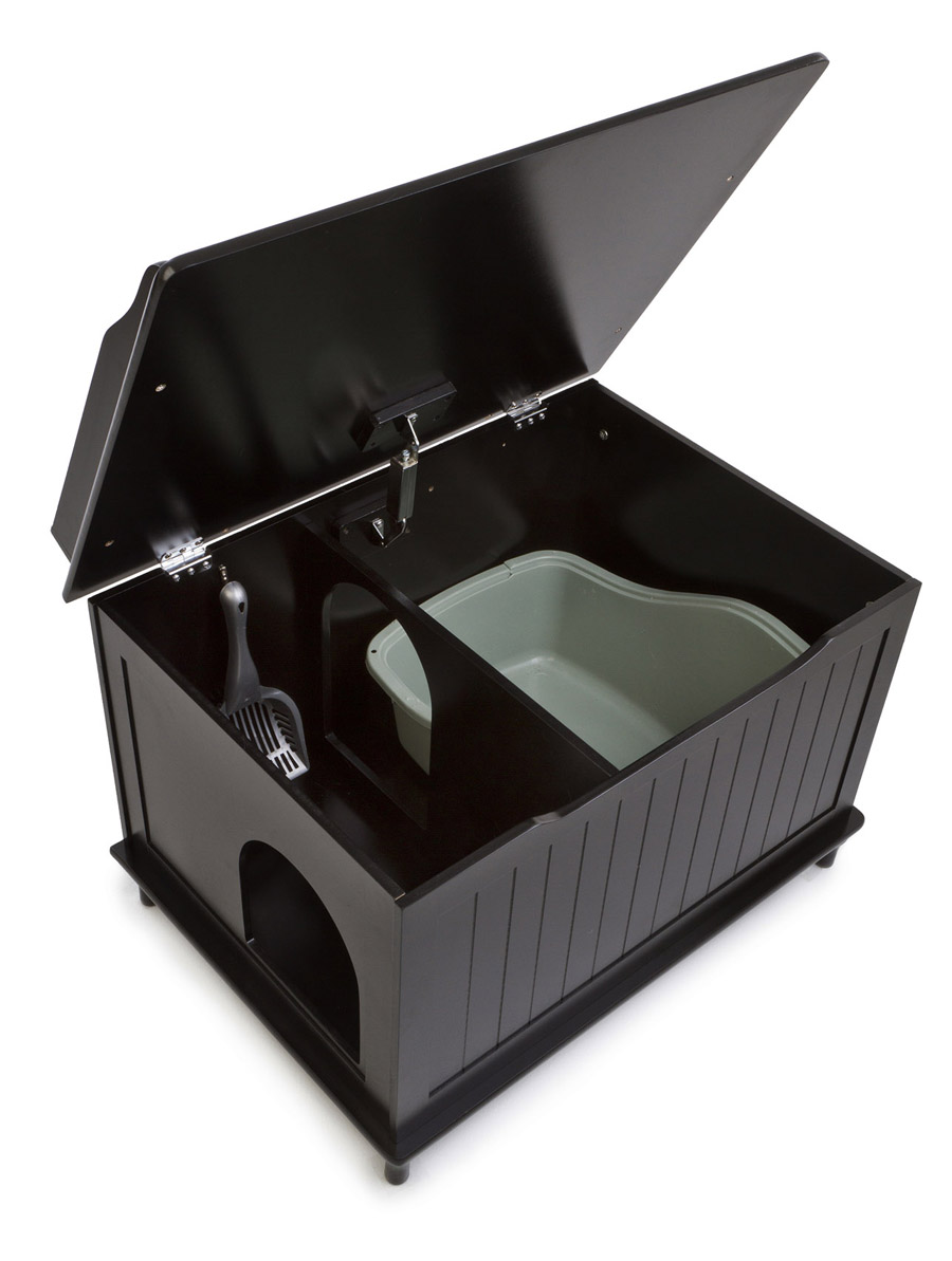 Litter Box Enclosures For Cats Homesfeed