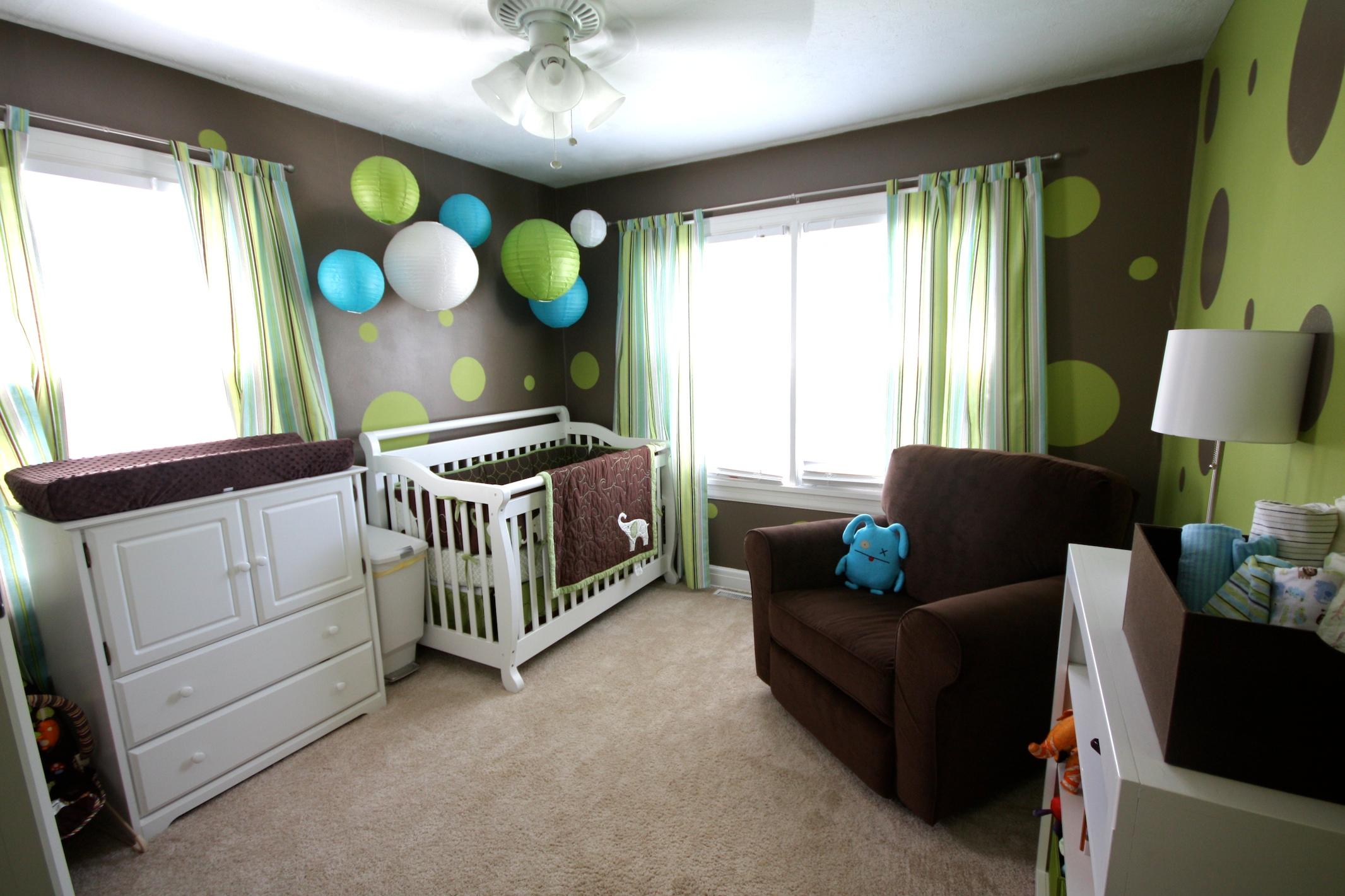 Baby Boy Themes For Nursery