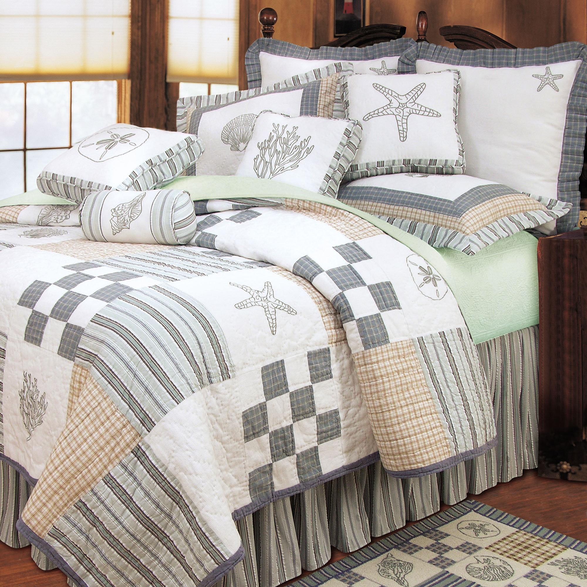 Modern fish bedding sets design homesfeed for Bed set designs