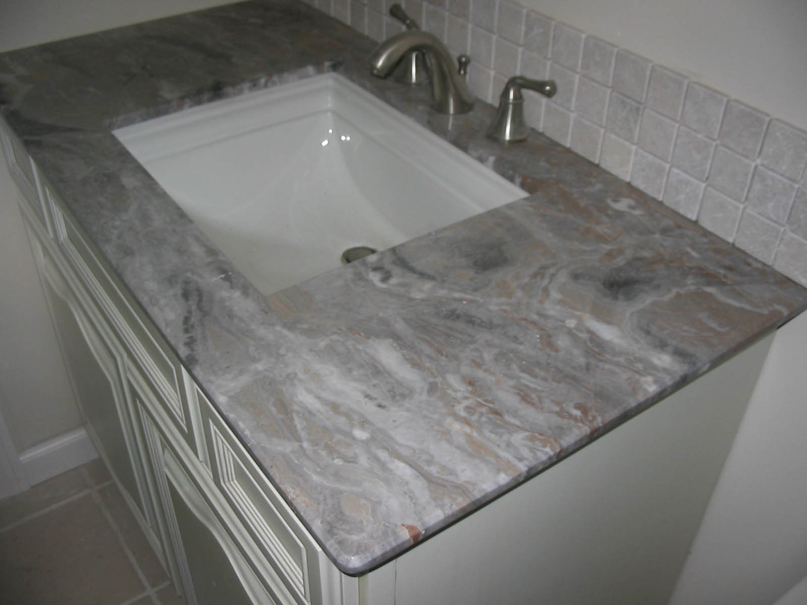 sink vanity marble homesfeed tops with pegasus storage place grey and white