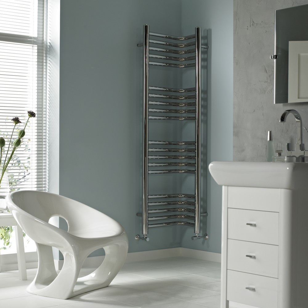 Hardwired Towel Warmer Idea From Artos A Modern Bathroom Vanity With Sink  And Faucet A Modern