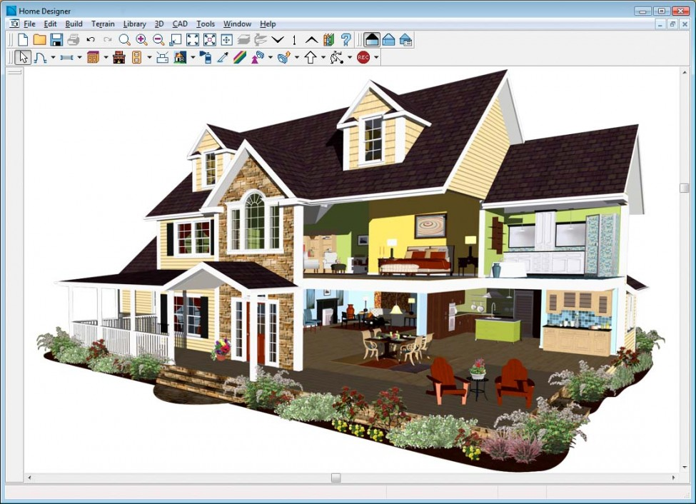 Design your own home using best house design software Design your own house 3d