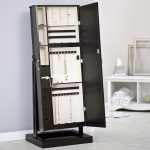 Ikea Jewelry Box Furniture WIth Front Mirror