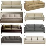 Kinds Of Couch With Color And Size Design