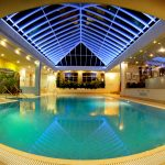 Large Indoor Swimming Pool