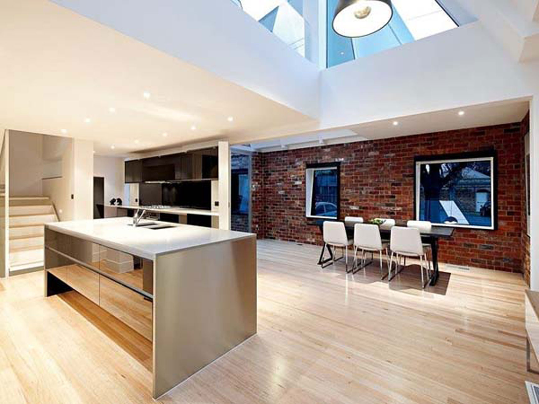modern kitchen interior designs homesfeed
