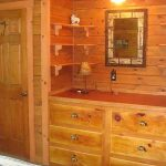 Larger dresser for clothes closet idea made from solid wood