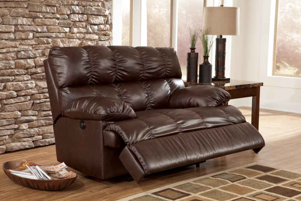 Luxurious and elegant brown leather recliner in extra large size : large leather recliner chairs - islam-shia.org