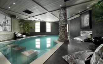 Luxury Indoor Swimming Pool Design