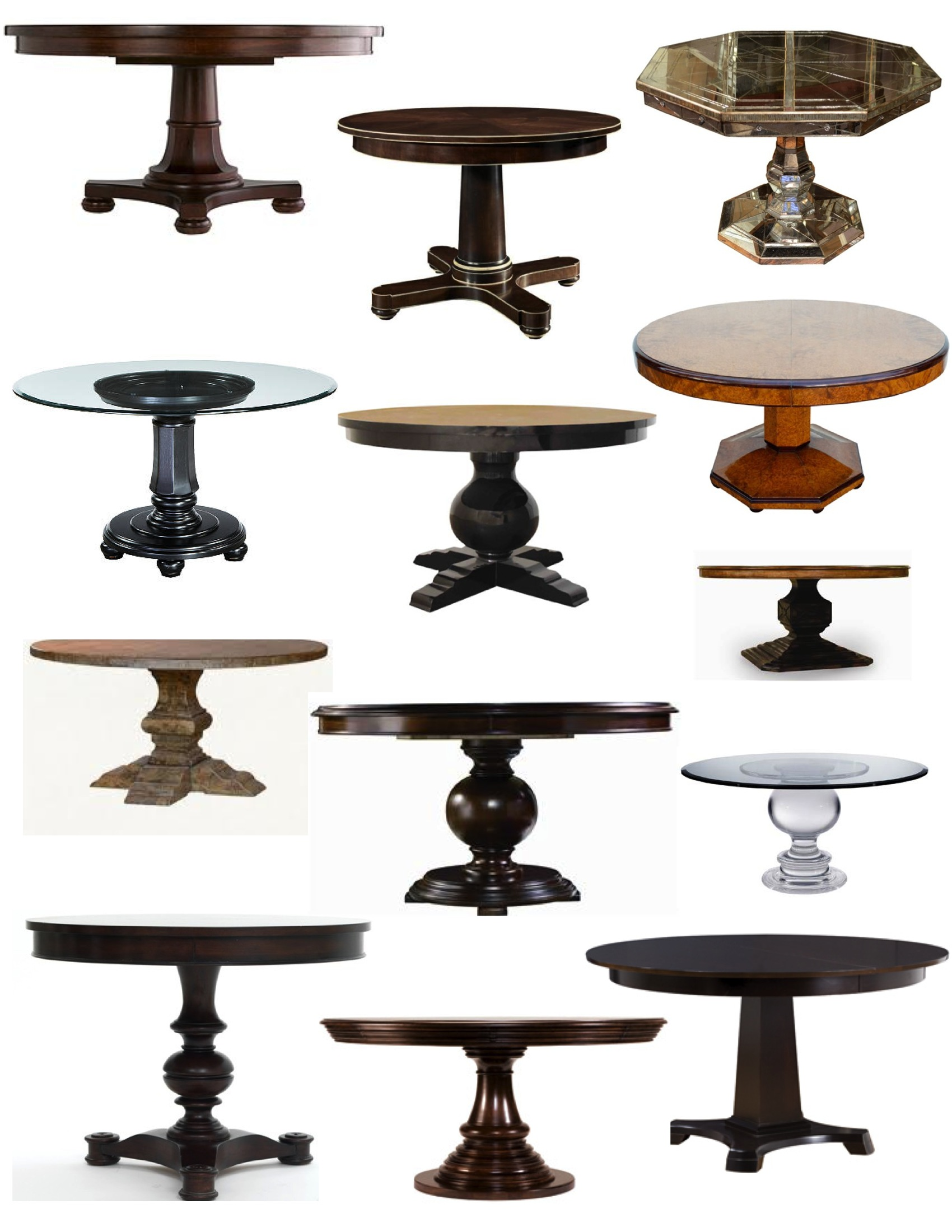 Pedestals For Tables Ideas HomesFeed
