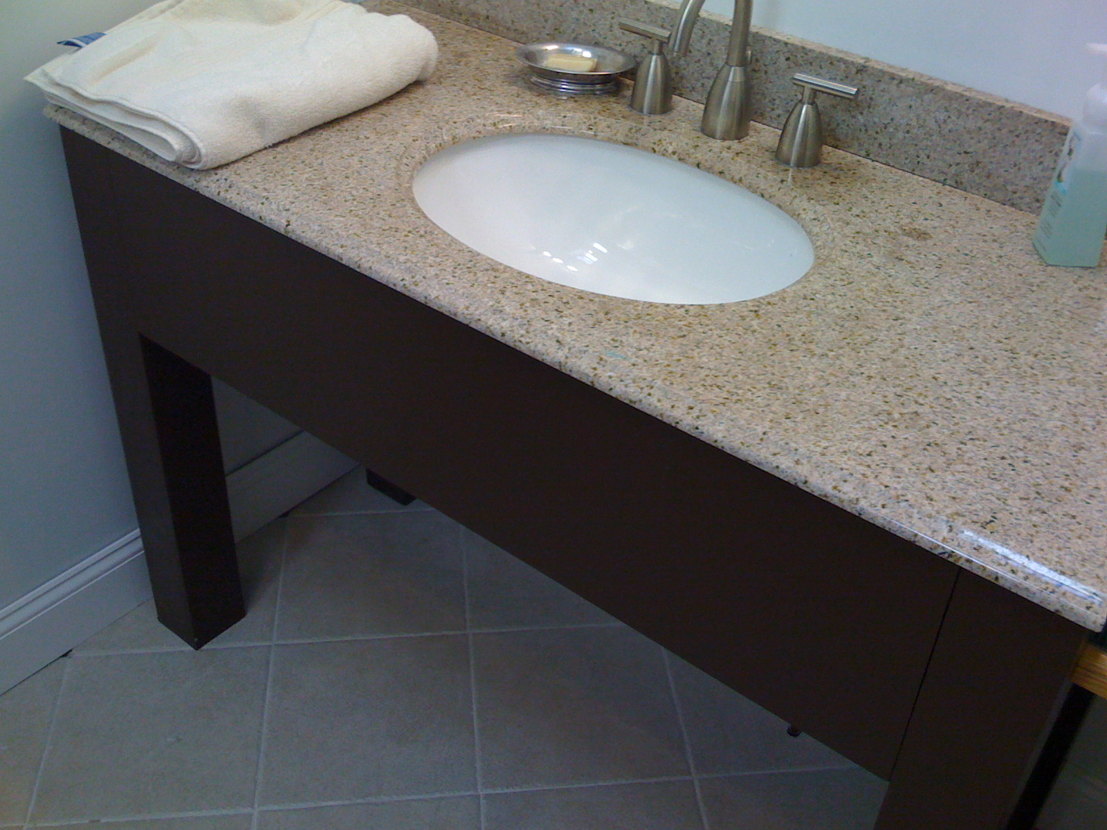 Marble Pegasus Vanity Tops With Wood Cabinet And Sink White Towel. Pegasus Vanity Tops   HomesFeed