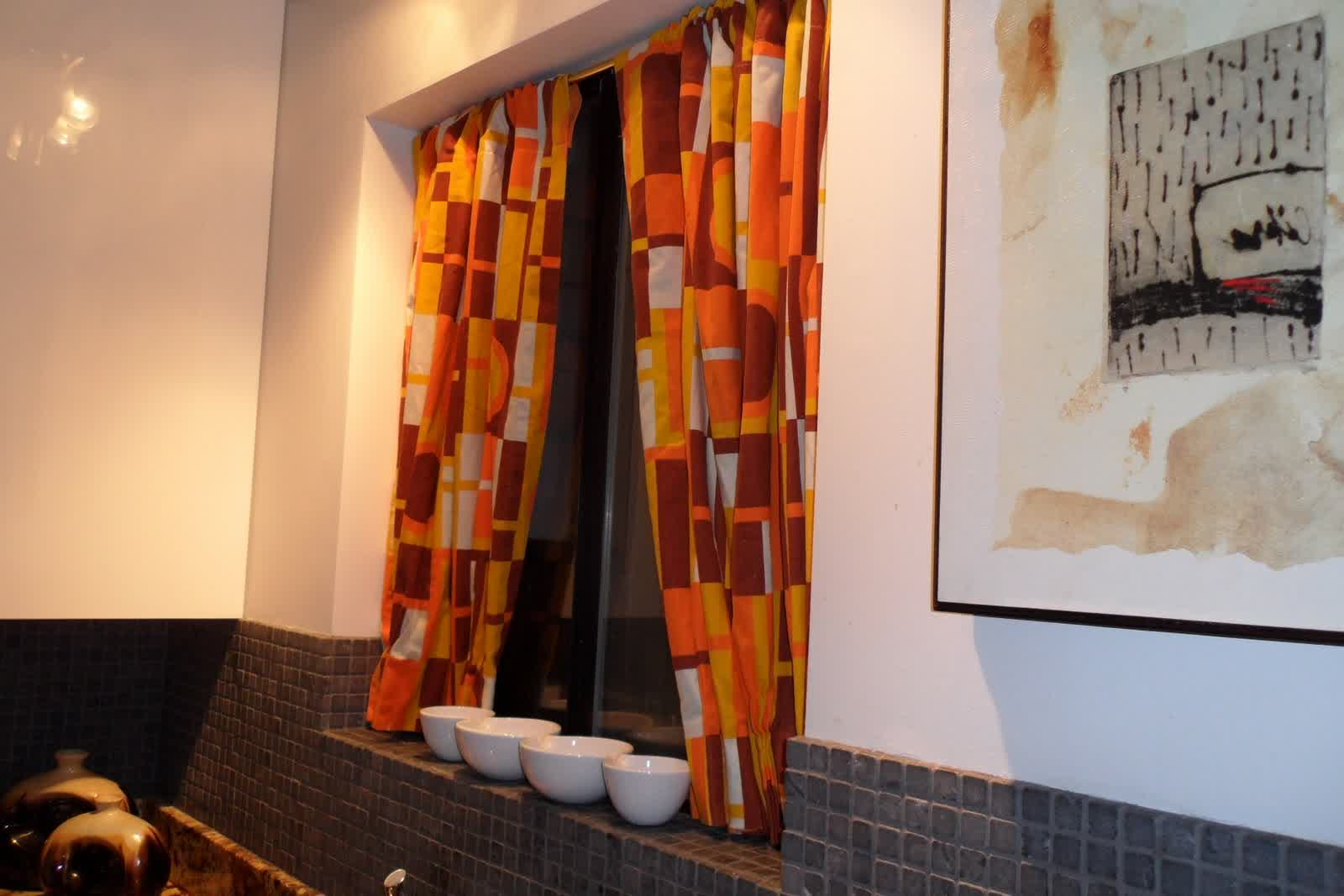Mid century modern curtains homesfeed for Modern curtains design images