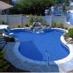 Modern And Beautiful Custom Swimming Pool of Home